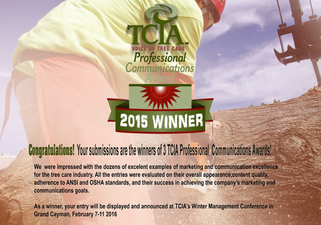 TCIA communications winner announcement 5